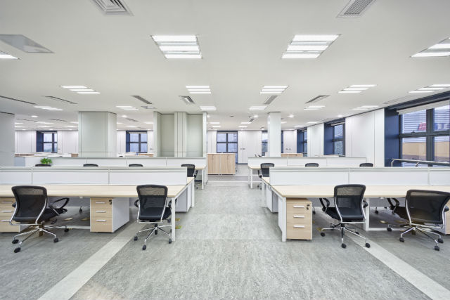 led-lights-in-commercial-spaces-and-offices